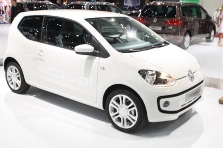 Vienna Autoshow 2013 Volkswagen VW e-up!
