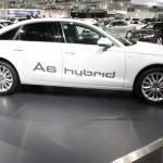 Vienna Autoshow 2013 Audi A6 hybrid