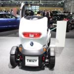 Vienna Autoshow 2013 Renault Twizy