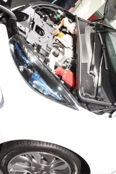 Vienna Autoshow 2013 Renault ZOE Elektromotor