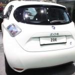 Vienna Autoshow 2013 Renault ZOE