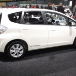 Vienna Autoshow 2013 Honda Jazz Hybrid