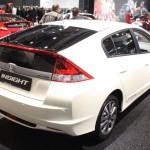 Vienna Autoshow 2013 Honda Insight Hybrid