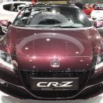 Vienna Autoshow 2013 Honda CRZ Hybrid