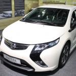 Vienna Autoshow 2013 Opel Ampera