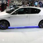 Vienna Autoshow 2013 Lexus CT 200h