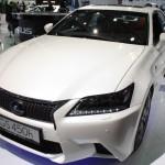 Vienna Autoshow 2013 Lexus GS 450h