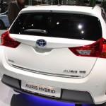 Vienna Autoshow 2013 Auris Hybrid