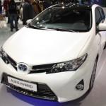 Vienna Autoshow 2013 Toyota Auris Hybrid