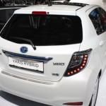 Vienna Autoshow 2013 Toyota Yaris Hybrid