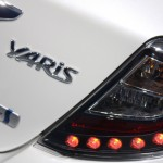 Vienna Autoshow 2013 Yaris Hybrid