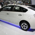 Vienna Autoshow 2013 Toyota Prius Hybrid