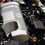 Vienna Autoshow 2013 Toyota Hybrid Motor