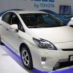 Vienna Autoshow 2013 Toyota Prius+ Hybrid