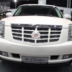 Vienna Autoshow 2013 Cadillac Escalade Hybrid