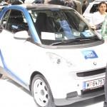 Vienna Autoshow 2013 smar fortwo car2go