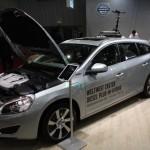 Vienna Autoshow 2013 Volvo V60 Plug in Hybrid Diesel