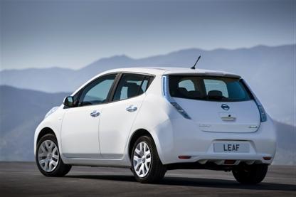 Nissan Leaf Neu