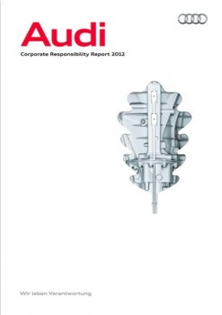 Audi Corporate Responsibility Report