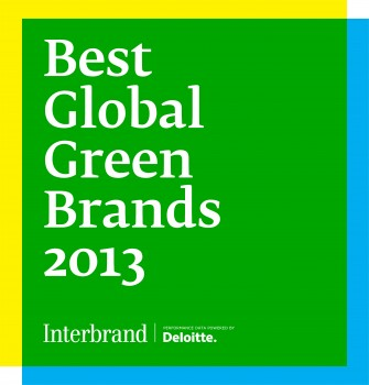 Best Global Green Brands Toyota