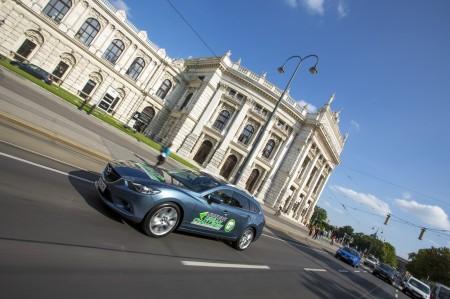 Mazda6 UrbanChallenge Wien