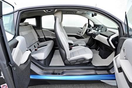 BMW i3 Innenraum