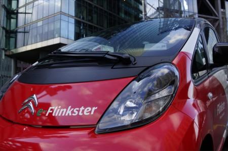 Flinkster-Carsharing-elektrische-Citroen-C-Zero