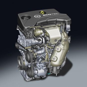 Opel 1.0 SIDI Turbo Motor