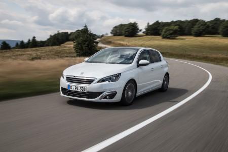 Peugeot 308 BlueHdi