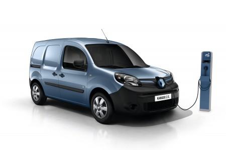 Renault Neuer Kangoo Express Z.E.