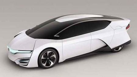 Honda FCEV Concept Brennstoffzelle
