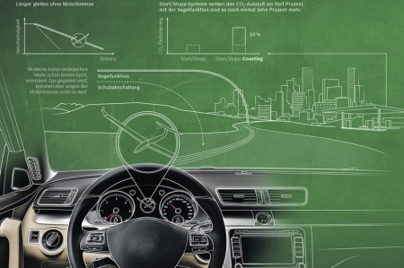 Bosch Start Stopp Segeln System