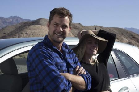 Mercedes-Benz B-Klasse F-Cell Diane Kruger Joshua Jackson Schauspieler Brennstoffzelle