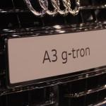 Vienna Autoshow 2014 Audi A3 g-tron