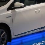 Vienna Autoshow 2014 Toyota Prius Hybrid