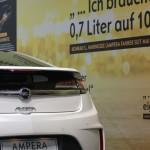 Vienna Autoshow 2014 Opel Ampera
