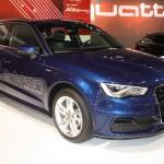 Vienna Autoshow 2014 Audi g-tron