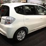 Vienna Autoshow 2014 Honda Jazz Hybrid