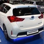 Vienna Autoshow 2014 Toyota Auris Hybrid