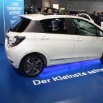 Vienna Autoshow 2014 Toyota Yaris Hybrid