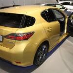 Vienna Autoshow 2014 Lexus CT200h