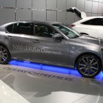 Vienna Autoshow 2014 Lexus GS 300h