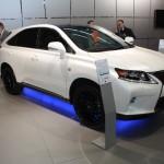 Vienna Autoshow 2014 Lexus RX 450h