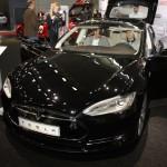 Vienna Autoshow 2014 Tesla