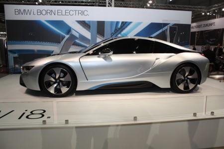 Vienna Autoshow 2014 BMW i8