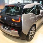 Vienna Autoshow 2014 BMW i3