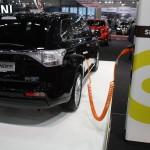 Vienna Autoshow 2014 Mitsubishi Outlander Hybrid