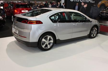 Vienna Autoshow 2014 Chevrolet Volt