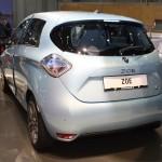 Vienna Autoshow 14 Renault ZOE