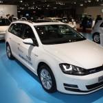 Vienna Autoshow 2014 Volkswagen